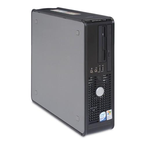 Dell OptiPlex 755 SFF Core 2 Duo E6550 2GB DVD Windows 7 ...