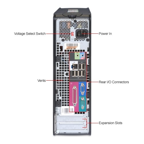 252348708091 likewise Watch together with Pd furthermore Hardware moreover Dell Optiplex 9020 Rear View Wiring Diagrams. on optiplex 790 small form factor